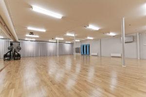 Gruppträningssal