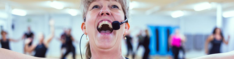gruppträning i Finspång hos Aktiv Hälsocenter