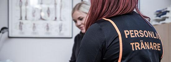 personlig träning i Finspång med Aktiv Hälsocenters personliga tränare