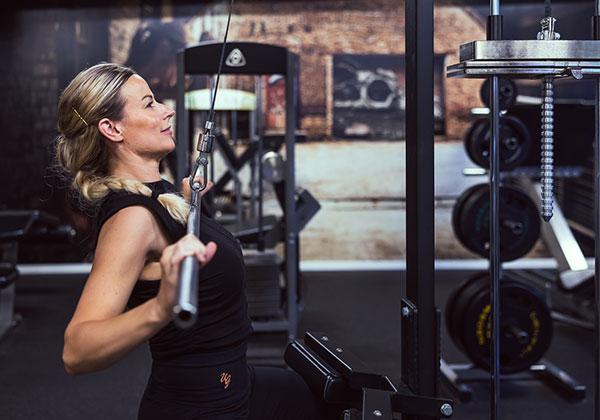 styrketräning i Finspång hos Aktiv Hälsocenter